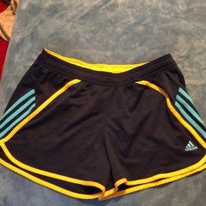 Adidas athletic gym Shorts